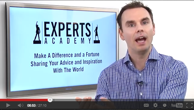 Experts Academy - 10 Essentials